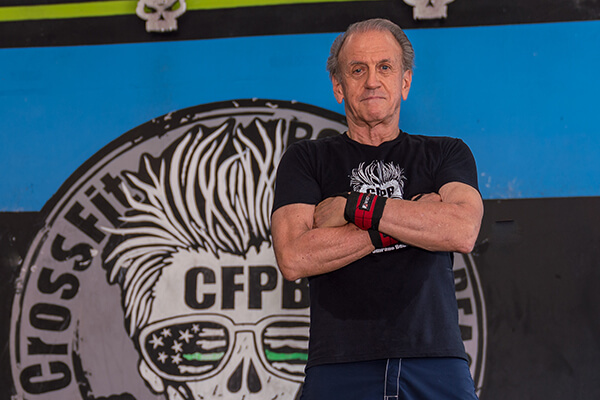 Jim at CrossFit Pompano Beach